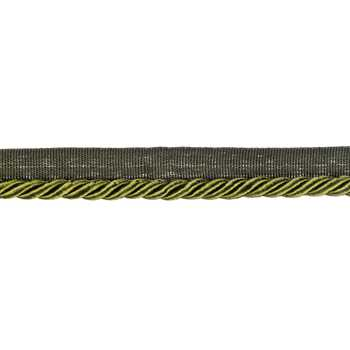 Sage Twisted Cord Trim With Lip